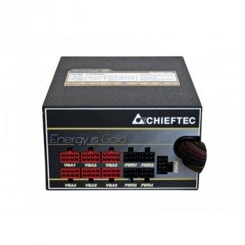 Блок питания Chieftec GPM-1250C, ATX 2.3, APFC, 14cm fan, Gold, modular, RTL