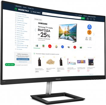 "Монітор 31.5"" Philips 328E1CA/00"