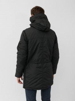 Куртка Alpha Industries N-3B Skytrain Parka MJN48505C1 Black