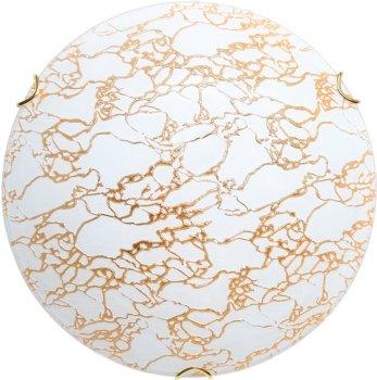 Світильник настінно-стельовий Декора Модерн 25190 золото (DE-45246)