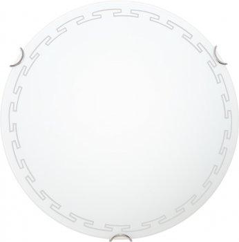 Світильник настінно-стельовий Декора Греція 24070 білий (DE-44201)