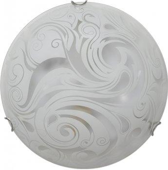 Світильник настінно-стельовий Декора Зеус 24320 білий (DE-46136)