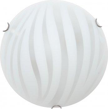 Світильник настінно-стельовий Декора Зебра 24060 білий (DE-44200)