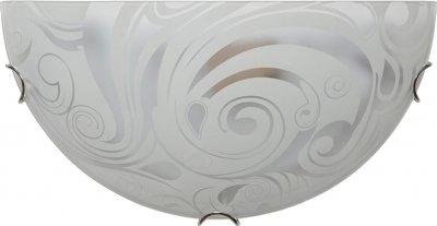 Світильник настінний Декора Зеус 24321 білий (DE-46138)