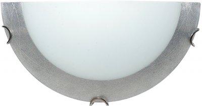 Світильник настінний Декора Міраж 24141 срібло (DE-44195)