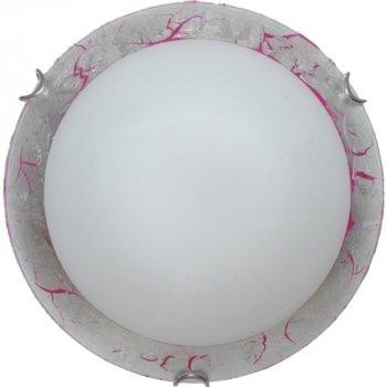 Світильник настінно-стельовий Декора Мрія 25150 срібло (DE-45734)