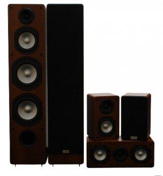 Комплект акустики Taga Harmony TAV-406 v.2 Walnut