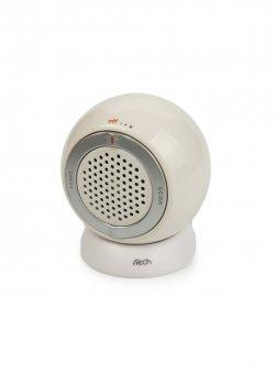 Портативний міні радіоприймач I-tech 6х7х4см Білий H2-440233