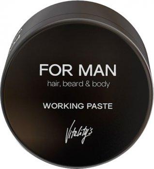 Паста для волосся Vitality's Working Матувальна 75 мл (8012603064787)