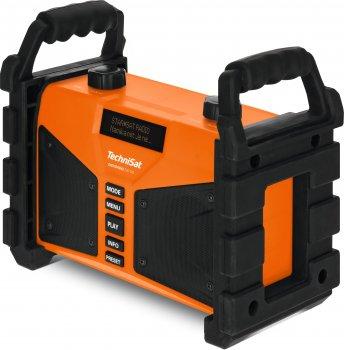 Цифровий радіоприймач TechniSat DIGITRADIO 230 OD портативний помаранчевий (0000/3907)
