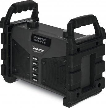 Цифровий радіоприймач TechniSat DIGITRADIO 230 OD портативний чорний (0002/3907)