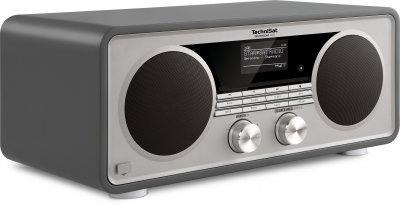 Цифровий радіоприймач TechniSat DIGITRADIO 600 DAB+ CD, bluetooth, streaming, HI-FI Антрацит (0000/4985)