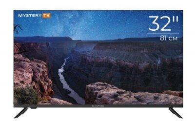 Телевизор 32 MYSTERY MTV-3245HST2 Smart (80 каналов БЕСПЛАТНО!!!, безрамочный)