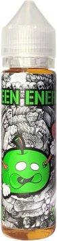 Рідина для електронних сигарет Parom Vape Labs Green Energy 3 мг 60 мл (Енергетик + зелене яблуко) (PV-GE-60-3)