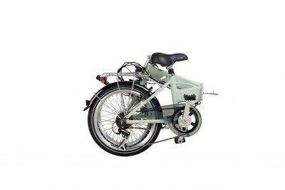Електровелосипед складаний VAUN Egon 20 Grau