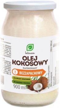 Кокосовое масло Intenson рафинированное 900 мл (5903240278794)