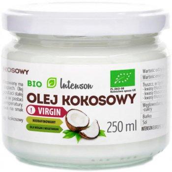 Кокосова олія Intenson нерафінована 250 мл (5902150280798_5903240278862)