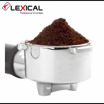 Кофемашина полуавтомат с капучинатором Lexical LEM-0602 850W