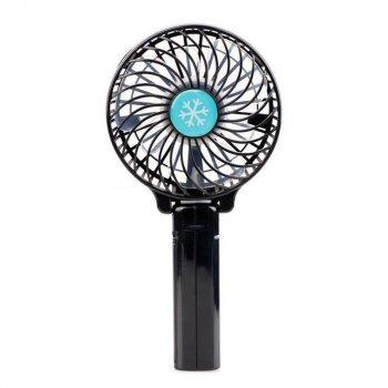 Ручной вентилятор UTM (Черный) Портативный