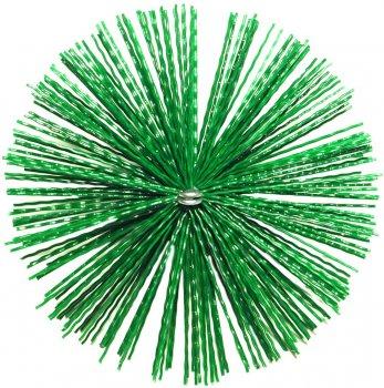 Щетка пластиковая для чистки дымохода 200мм