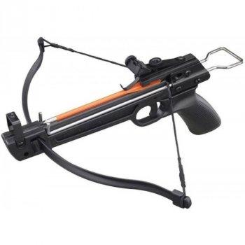Арбалет Man Kung MK-50A1, Рекурсивний, пістолетного типу, пластик. рукоять ц:чорний