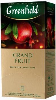 Чай пакетированный Greenfield Grand Fruit 25 x 1.5 г (4823096805863)