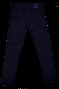 Брюки коттоновые GOСER темно-синие Gocer