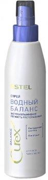 Спрей Estel Professional Curex Aqua Balance Водный баланс для всех типов волос 200 мл (4606453065564)
