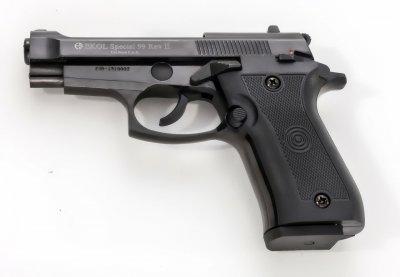 Стартовий пістолет Ekol Special 99 Rev-2 Black