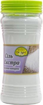 Сіль екстра Dr. IgeL виварна 500 г (4820222990011)