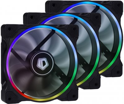 Кулер ID-Cooling ZF-12025-RGB Trio