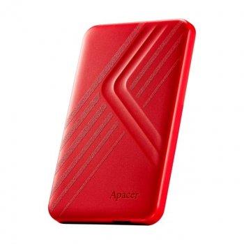 "Жорсткий диск Apacer 2.5"" USB 3.1 2TB AC236 Red"