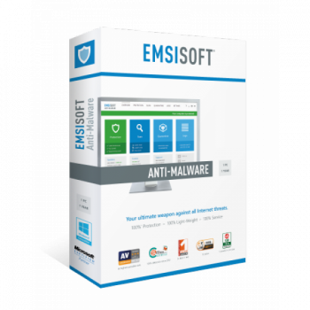 Emsisoft Enterprise Security 2 рокі 3-24 ПК