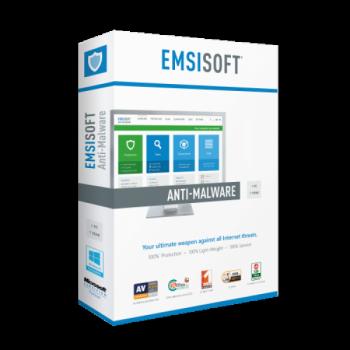 Emsisoft Enterprise Security 1 рік 3-24 ПК