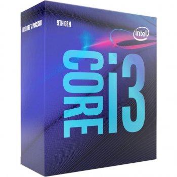Процесор INTEL Core™ i3 9100 (BX80684I39100)