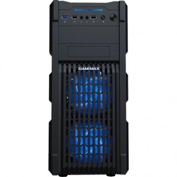 Корпус GAMEMAX GM-ONE-BLUE