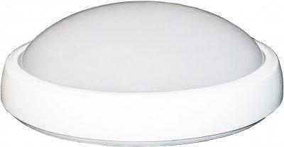 Стельовий світильник ELCOR LED 12W 4200K Овал (713009)