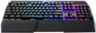 Клавиатура проводная Cougar Attack X3 RGB Speedy USB