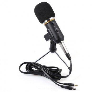 Конденсаторний мікрофон ZEEPIN MK-F200TL BLACK SILVER