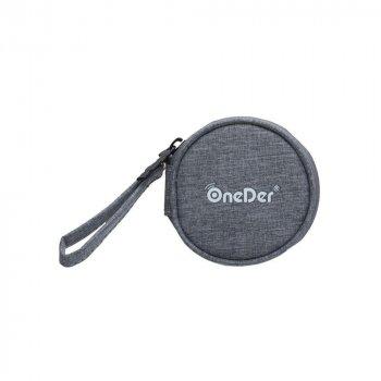 Портативна Bluetooth колонка OneDer V12 Gray