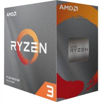 Процессор AMD Ryzen 3 3300X (3.8GHz 16MB 65W AM4) Box (100-100000159BOX)