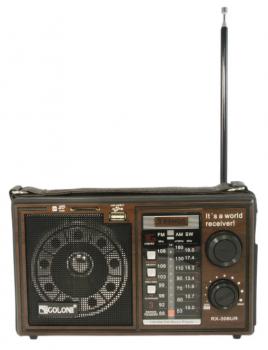 Радіоприймач Golon RX-306-UAR