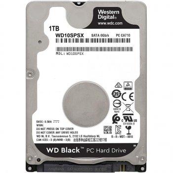 """Жорсткий диск для ноутбука 2.5"""" 1TB WD (WD10SPSX)"""