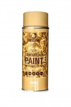 Фарба маскувальна аерозольна RecOil (Пісок)