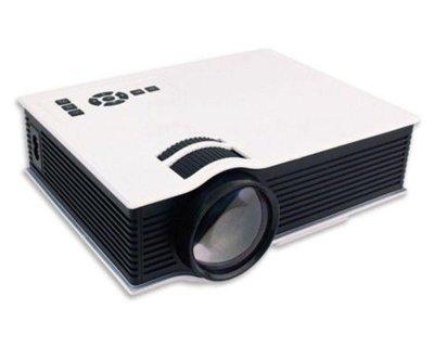 Проектор UNIC UC40+, 800х480, White