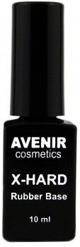 Базове покриття Avenir Cosmetics X-Hard Rubber Base 10 мл (5900308132838)