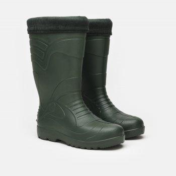 Резиновые сапоги Kolmax Long 064 Темно-зеленые