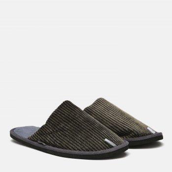 Комнатные тапочки FX shoes 18009 Серые