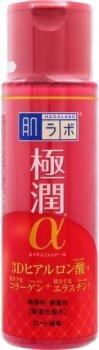 Антивозрастной гиалуроновый лифтинг лосьон Hada Labo Gokujyun Lifting Alpha Lotion 170 мл (4987241148479)