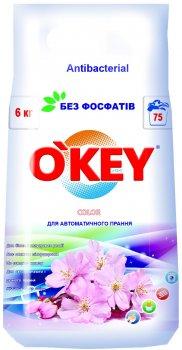 Стиральный порошок O'key Цветочный букет 6 кг (4820049381818)